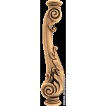 Резная балясина #11 из дерева