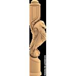 Резная балясина #127 из дерева