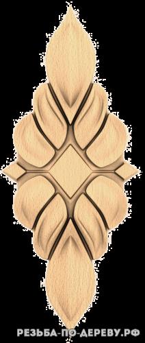 Резной Декор (1319) из дерева
