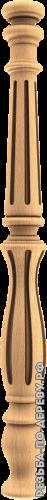 Резная балясина #129 из дерева