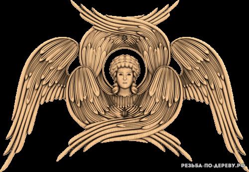 Ангел №31 из дерева