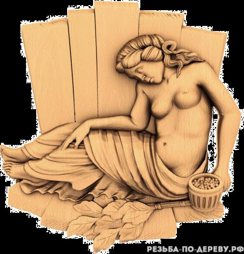 Панно для бани — Баня #20