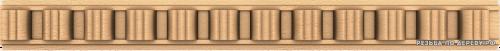 Багет №268 резной из дерева
