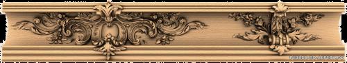 Багет №289 резной из дерева