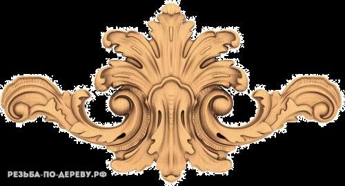 Резной Декор №761 из дерева