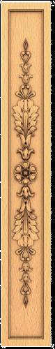 Резной Декор №671 из дерева
