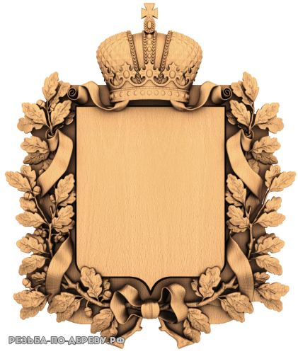 Резной Декор №815 из дерева