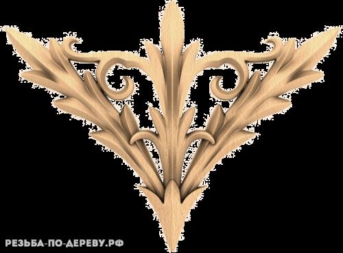 Резной Декор (1741) из дерева