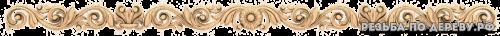Резной декор (1440) из дерева