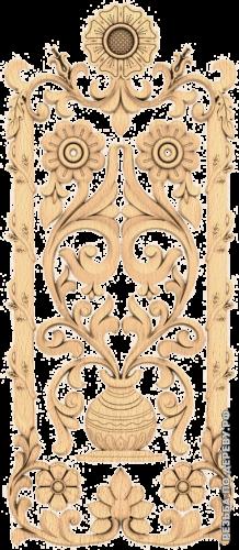 Резная дверь (67)