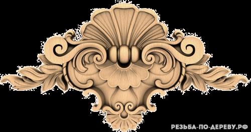 Резной декор (1531) из дерева