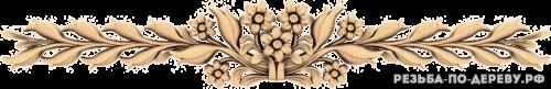 Резной декор (1645) из дерева