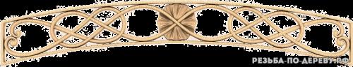 Резной декор (1652) из дерева