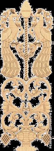Резная дверь (188)