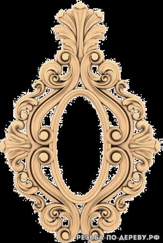 Рама (626) из дерева