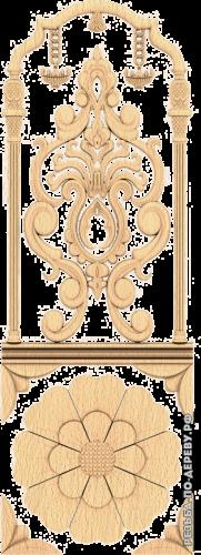 Резная дверь (238)