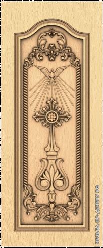 Резная дверь (247)