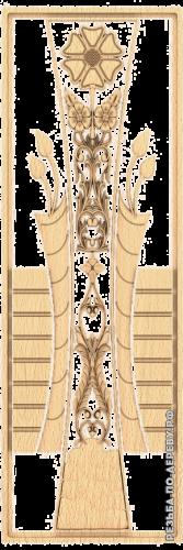 Резная дверь (336)