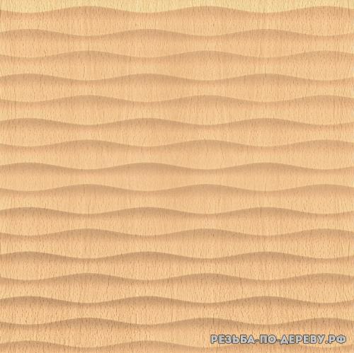 Панель №117 из дерева