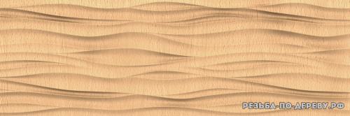 Панель №127 из дерева