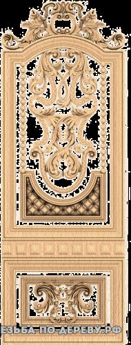Резная Дверь (41)