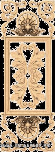 Резная Дверь (66)