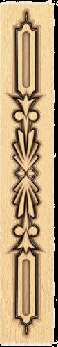 Резной Декор (1267) из дерева