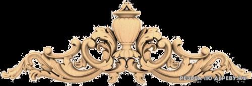 Резной Декор (1295) из дерева