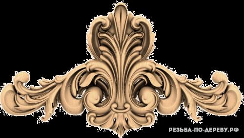 Резной Декор (1299) из дерева