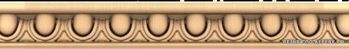 Багет (409) резной из дерева