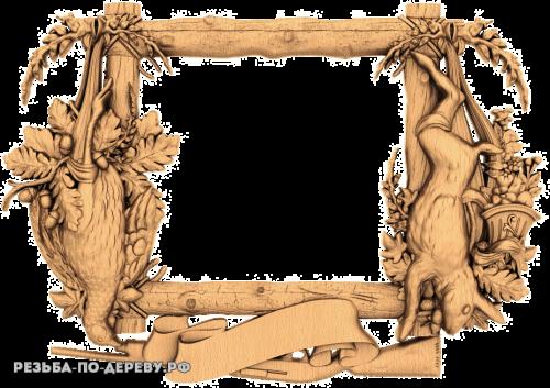 Рама №314 из дерева