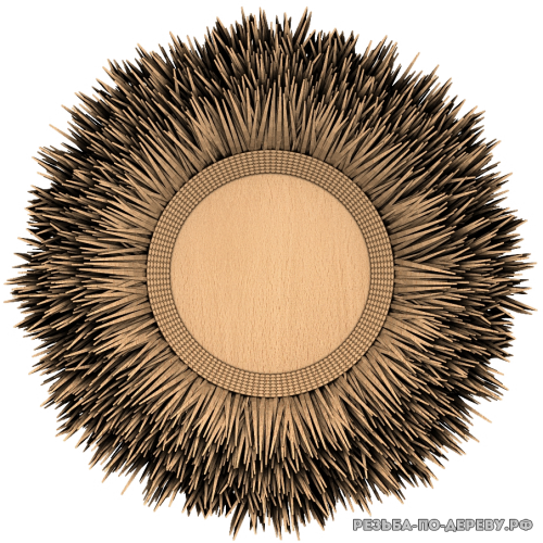 Рама №451 из дерева