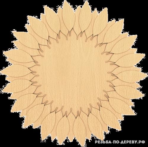 Рама №408 из дерева