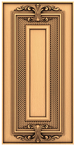 Резные мебельные фасады из дерева