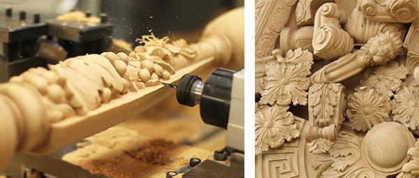 Резьба-по-дереву.рф - резные изделия из дерева и резной деревянный декор