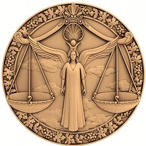 Деревянный знак Зодиака